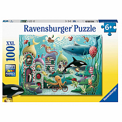 100 Piece Underwater Wonders Puzzle
