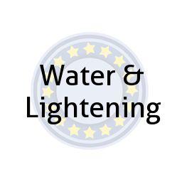 Water & Lightening