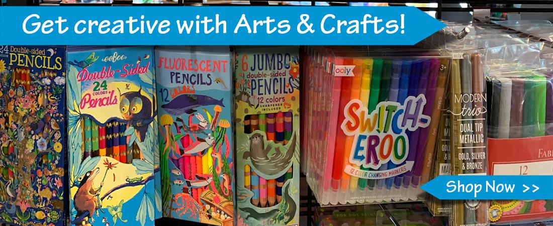 1 Arts & Crafts